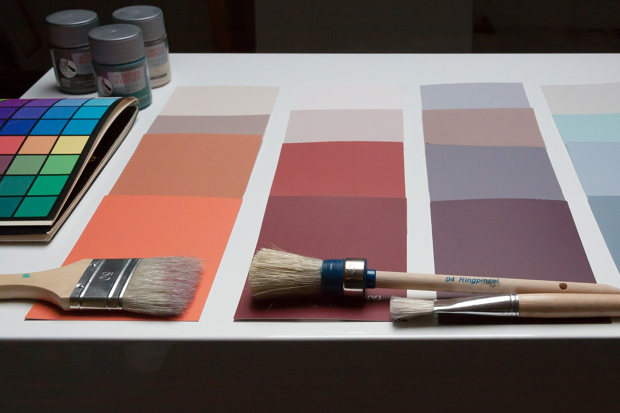 pintura interior